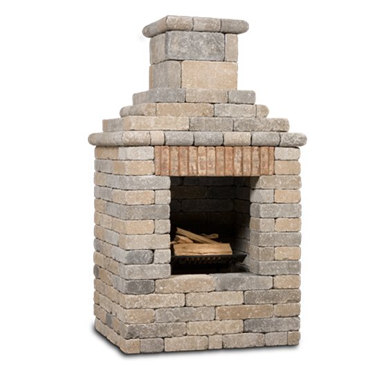 The Serenity 100 Fireplace