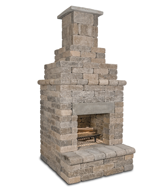 The Serenity 150 Fireplace