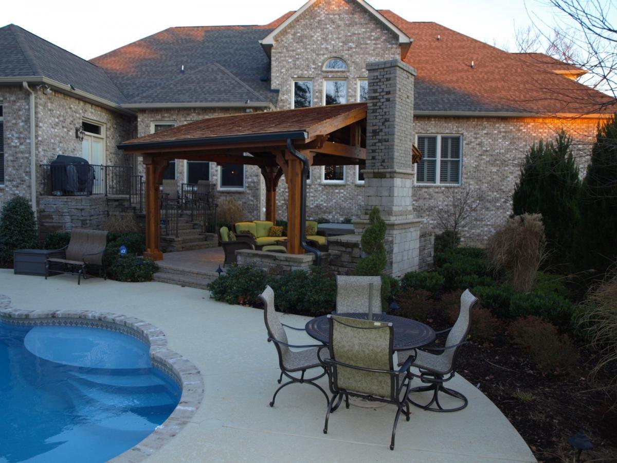 Swimming Pools Amp Backyard Resorts Backyard Living Nashville